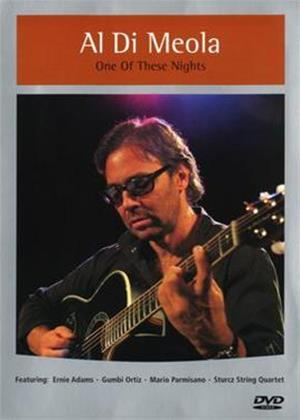 Rent Al Di Meola: One of These Nights Online DVD Rental