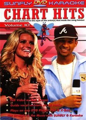 Rent Sunfly Karaoke: Chart Hits: Vol.10 Online DVD Rental