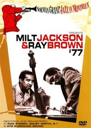 Rent Milt Jackson / Ray Brown Online DVD Rental