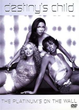 Rent Destiny's Child: The Platinum's on The Wall Online DVD Rental