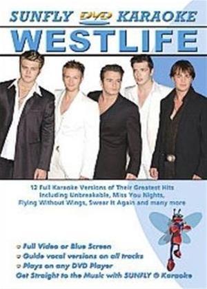 Rent Sunfly Karaoke: Westlife Online DVD Rental