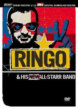 Rent Ringo Starr and His All Starr Band Online DVD Rental