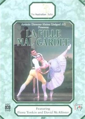 Rent La Fille Mal Gardee Online DVD Rental