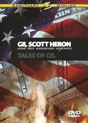 Rent Gil Scott Heron and His Amnesia Express: Tales of Gil Online DVD Rental