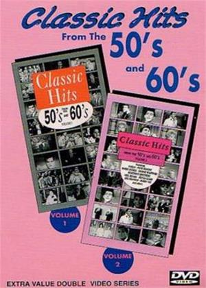 Rent Classic Hits from the 50s and 60s: Vols. 1 and 2 Online DVD Rental