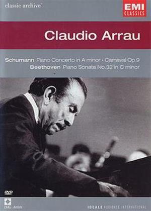 Rent Classic Archive: Claudio Arrau Online DVD Rental