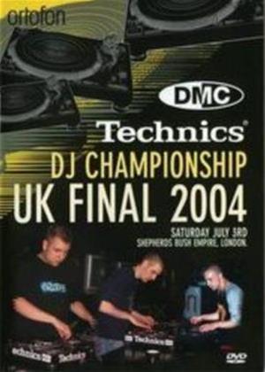 Rent DMC DJ Championship UK Final 2004 Online DVD Rental