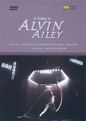 Rent A Tribute to Alvin Ailey Online DVD Rental