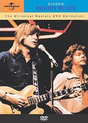 Rent The Moody Blues: The Universal Masters DVD Collection Online DVD Rental