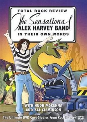 Rent The Sensational Alex Harvey Band: Total Rock Review Online DVD Rental