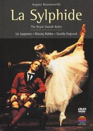 Rent La Sylphide: Royal Danish Ballet Online DVD Rental