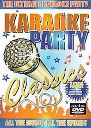 Rent Karaoke Party Classics Online DVD Rental