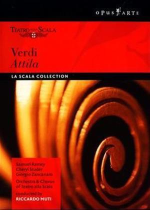 Rent Verdi: Attila Online DVD Rental