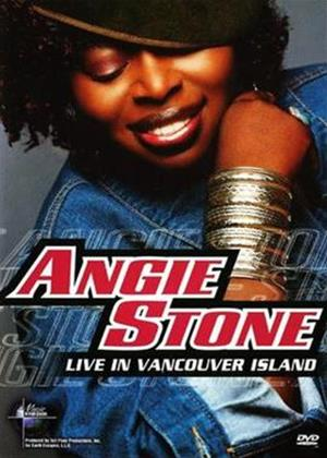 Rent Angie Stone: Live on Vancouver Island Online DVD Rental