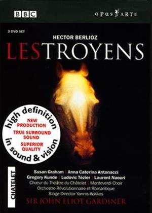 Rent Berlioz: Les Troyens Online DVD Rental