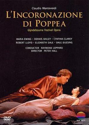 Rent Monteverdi: L'Incoronazione Di Poppea Online DVD Rental