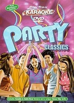 Rent Startrax Karaoke: Party Classics Online DVD Rental