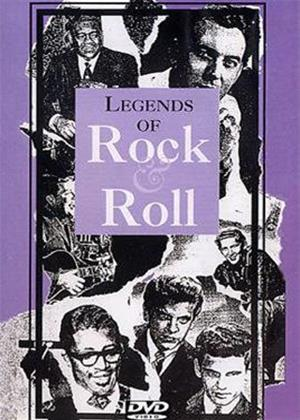 Rent Legends of Rock and Roll Online DVD Rental