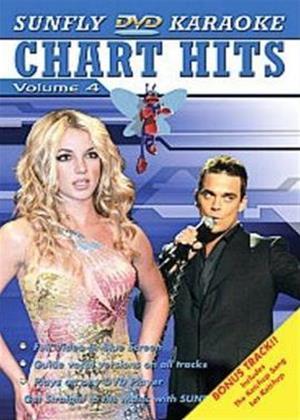 Rent Sunfly Karaoke: Chart Hits: Vol.4 Online DVD Rental