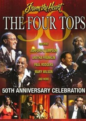Rent The Four Tops: 50th Anniversary Online DVD Rental