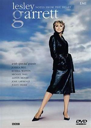 Rent Lesley Garrett and Guests: Notes from the Heart Online DVD Rental