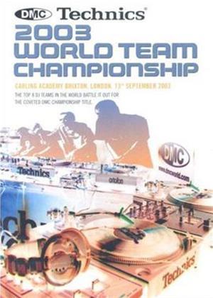 Rent Technics World Team DJ Championships 2003 Online DVD Rental