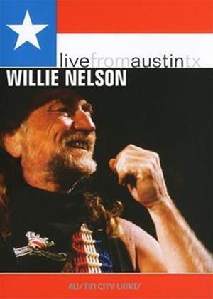 Rent Willie Nelson: Live from Austin, TX Online DVD Rental