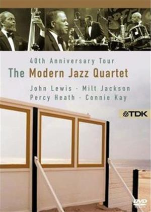 Rent Modern Jazz Quartet: 40 Years of M.J.Q. Online DVD Rental
