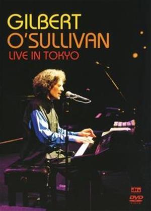 Rent Gilbert O'Sullivan: Live in Tokyo Online DVD Rental