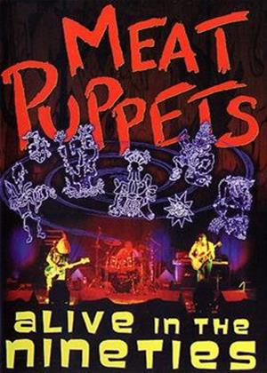 Rent Meat Puppets: Alive in the Nineties Online DVD Rental