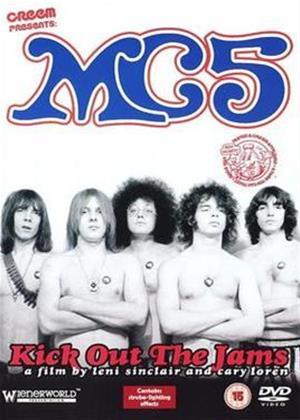Rent MC5: Kick Out the Jams Online DVD Rental