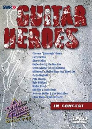 Rent Guitar Heroes Online DVD Rental
