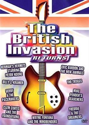 Rent The British Invasion Returns Online DVD Rental