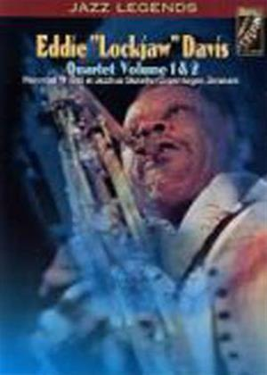Rent The Eddie Lockjaw Davies Quartet: Vol.1 and 2 Online DVD Rental