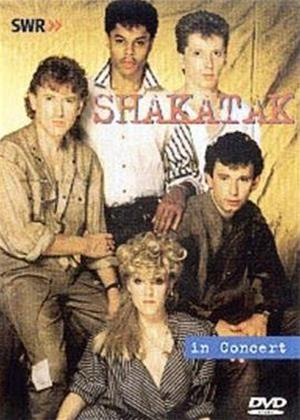 Rent Shakatak: Live in Concert Online DVD Rental