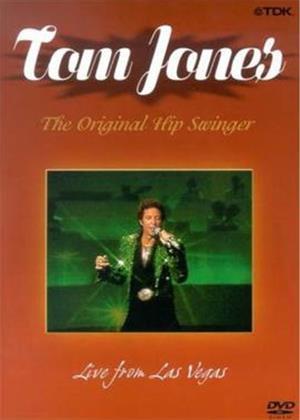 Rent Tom Jones: The Original Hip Swinger: Live from Vegas Online DVD Rental