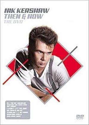 Rent Nik Kershaw: Then and Now Online DVD Rental