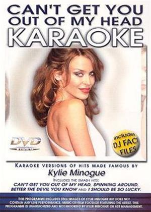 Rent Can't Get You Out of My Head: Karaoke Online DVD Rental