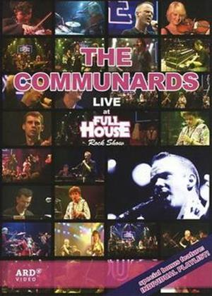 Rent The Communards: Live at Full House Rock Show Online DVD Rental