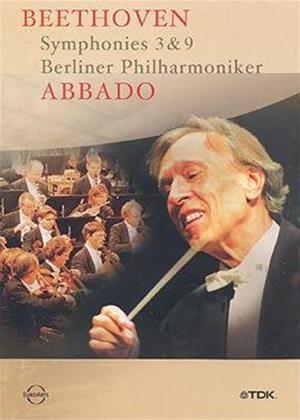 Rent Beethoven: Symphonies No 3 and 9 Online DVD Rental