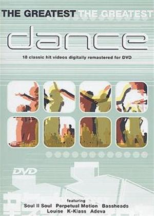 Rent The Greatest Dance Online DVD Rental