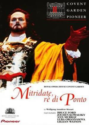 Rent Mozart: Mitridate Re Di Ponto: Bruce Ford Online DVD Rental