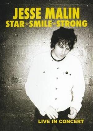 Rent Jesse Malin: Star Smile Strong Online DVD Rental