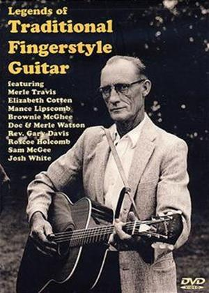 Rent Legends of Traditional Fingerstyle Guitar Online DVD Rental