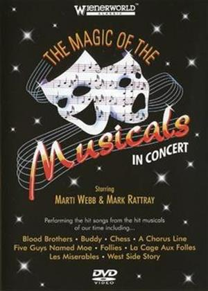 Rent The Magic of the Musicals Online DVD Rental