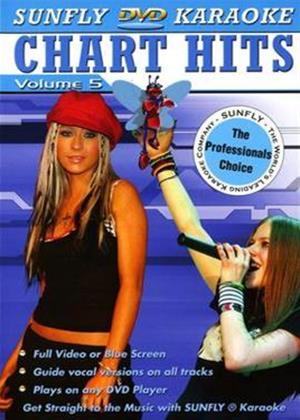 Rent Sunfly Karaoke: Chart Hits: Vol.5 Online DVD Rental