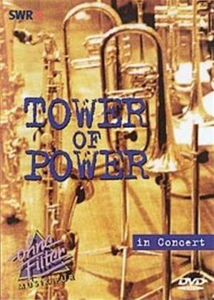 Rent Tower of Power: Live in Concert Online DVD Rental