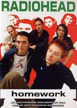 Rent Radiohead: Homework Online DVD Rental