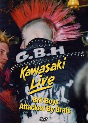 Rent G.B.H.: Kawasaki Live / Brit Boys Attacked by Brats Online DVD Rental