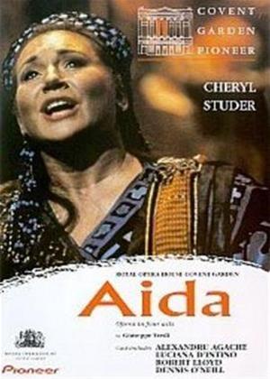 Rent Verdi: Aida: Royal Opera House Online DVD Rental
